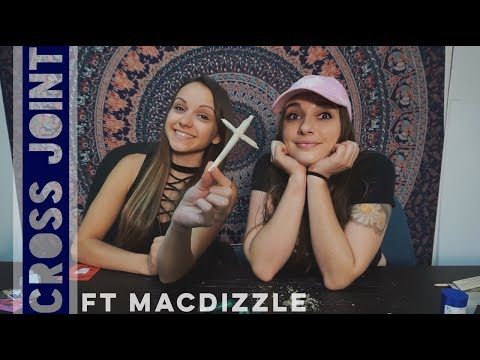 How to Roll a Cross Joint w/ @Macdizzle420