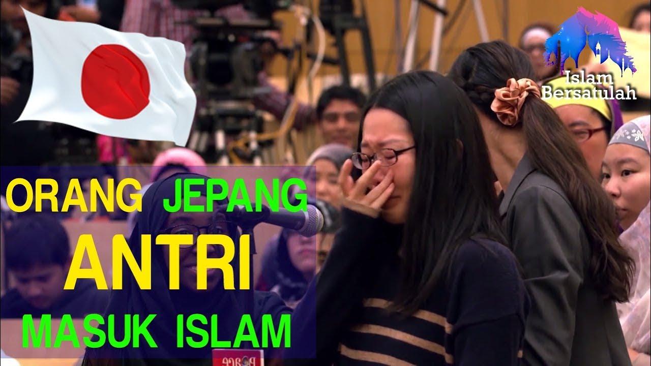 Hasil gambar untuk islam jepang youtube