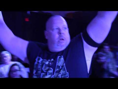 WWWA Coventry Mall 2/8/20 US Hardcore Title Match-Tony Chini W/Francesca Vs Roadblock W/Brickhouse 2