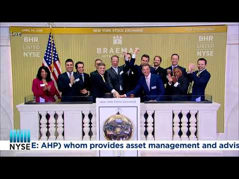 Today, Braemar Hotels & Resorts (NYSE: BHR) rings The Closing Bell