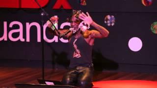 Beatjazz - Open Source: Onyx Ashanti /Electronic Jazz Artist at TEDxLuanda 2013