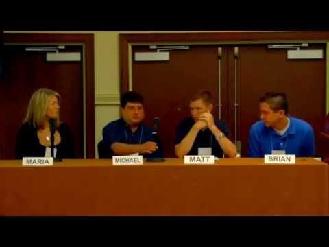 Living with LHON - Men - 2015 LHON Conference