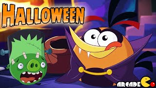Angry Birds Bad Pig Happy Halloween