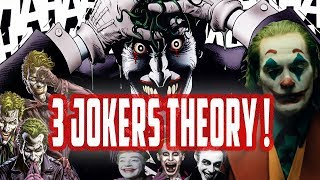 Three Joker Theory! Who Are They? -- Different Jokers Explained! Video