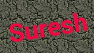Suresh name whatsapp status video song  new whatsapp status video song