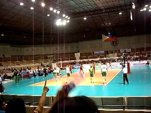 Indonesia vs Australia (15th Asian Senior Men's Volleyball Championship-2009)