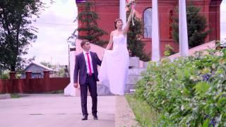 Свадебная прогулка в г.Кинель Самарской области