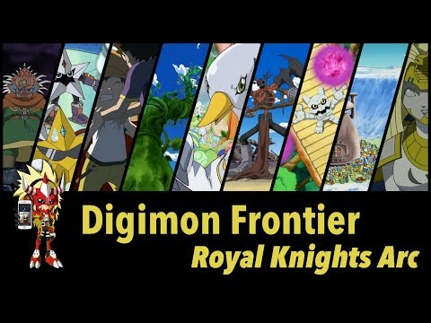 Digimon Frontier: Royal Knights Arc | 405