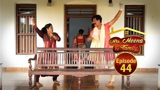 Mrs. Meena & Family - Konkani Serial│Episode 44│Daijiworld Television
