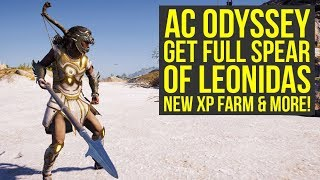 Assassin's Creed Odyssey XP Glitch KALDIRILMIŞ, Ama Yeni ve Daha Buldu! (AC Odyssey XP Glitch)