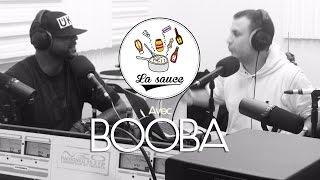 #LaSauce - Invité : Booba sur OKLM Radio 25/04/16