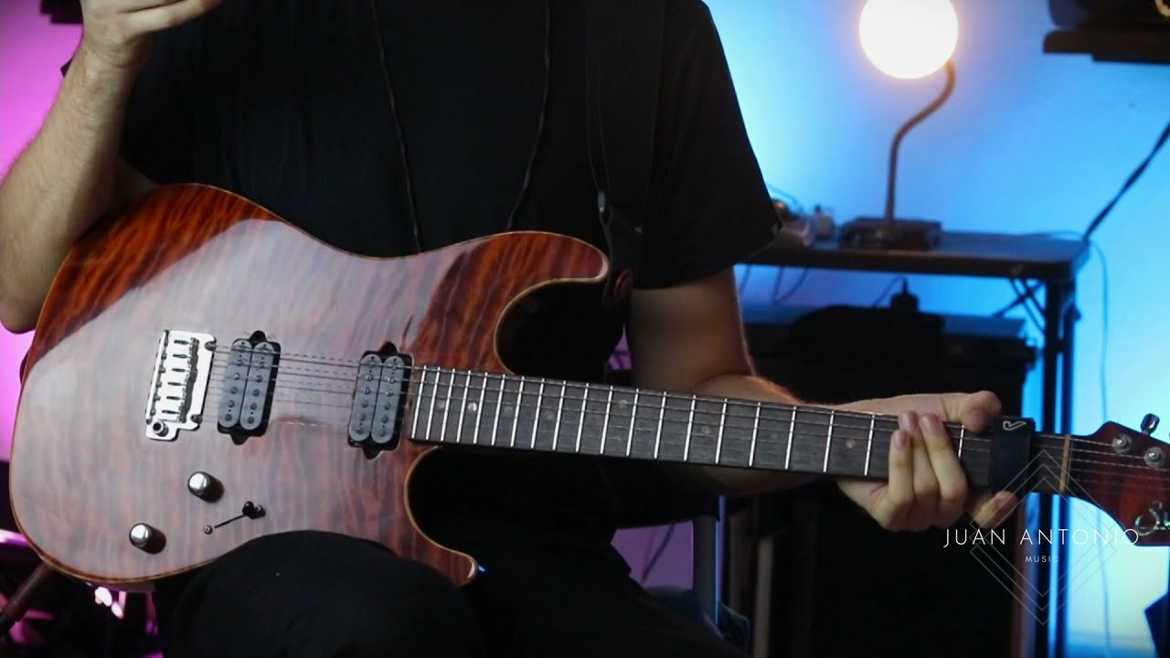 Epic Neo-Classical Metal Shred Rock Guitar Solo