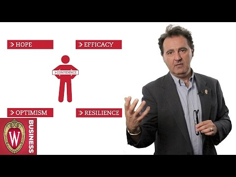What is Confidence?: Faculty Research from the Wisconsin School of Business