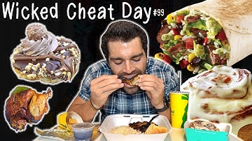 Full Day Of Enjoyment | Wicked Cheat Day #99
