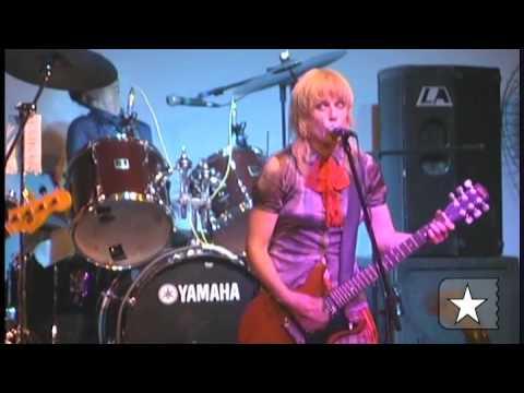 Donita Sparks e The Stellar Moments no Radar Showlivre 03 HQ