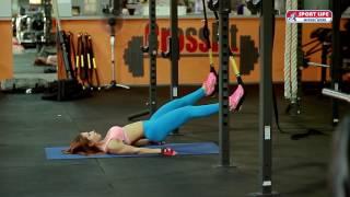 видео ТОП 17 Упражнений c Петлями TRX: Часть 1