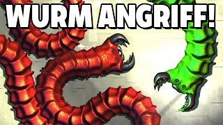 INSATIA German Gameplay - Der Super Mega Killer Wurm