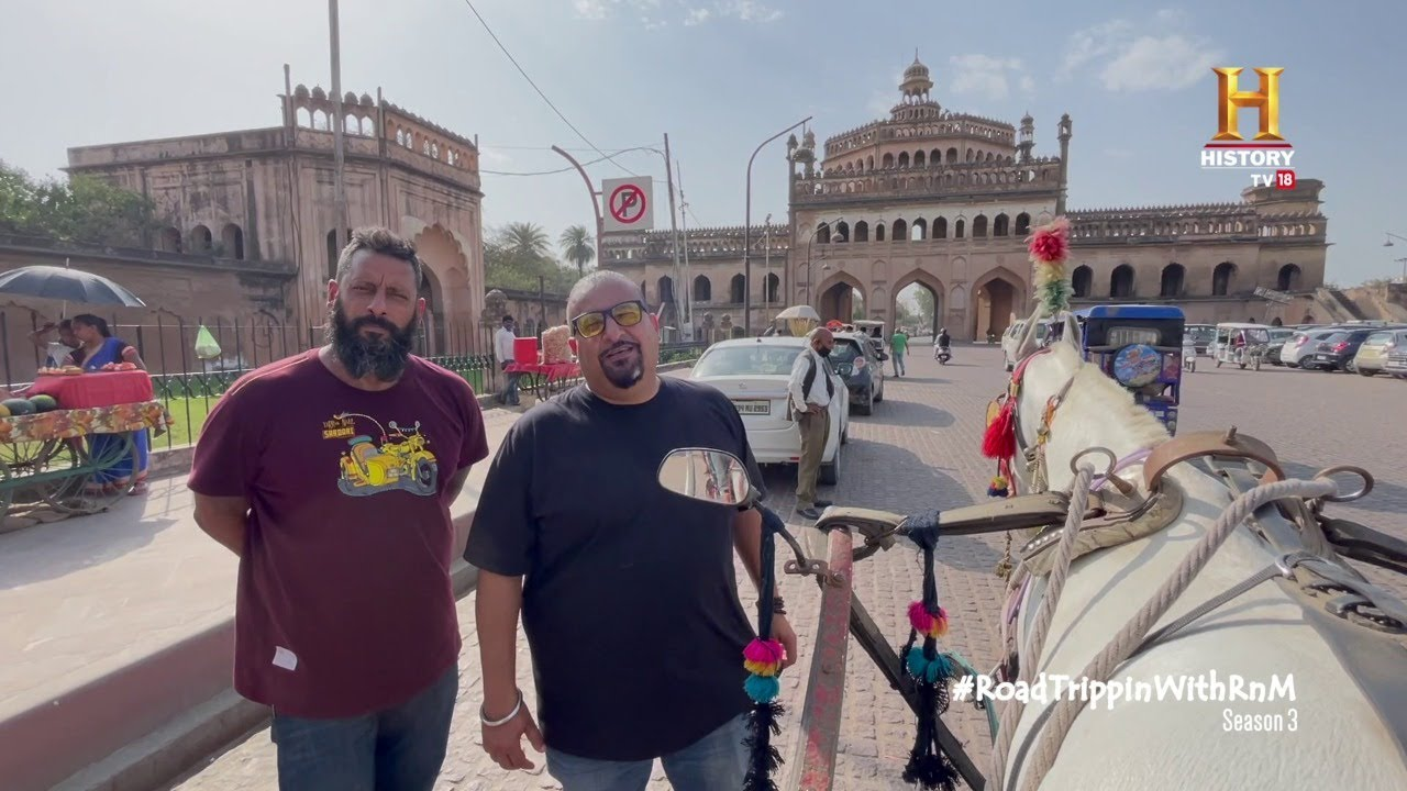 #RoadTrippinwithRnM S3 | Day 5 | Vlog 5 | Rocky Mayur | Old Lucknow