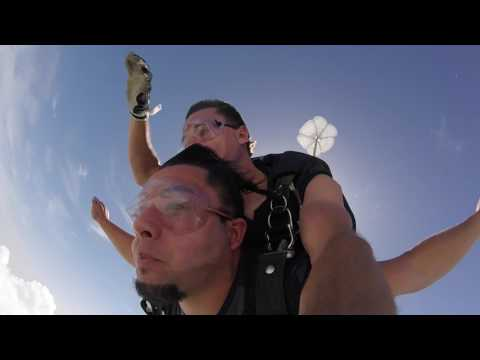Tandem Skydive | Claudio from Fort Worth, TX