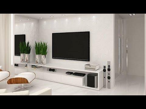 Stunning TV Wall Unit Design Ideas