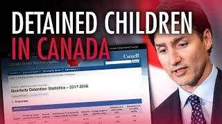 Canada detains migrant children too   Ezra Levant