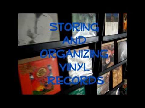 Storing And Organizing Your Vinyl Record Collection