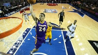 Gerald Green Mix: Best dunks in NBA D-League (2006, 2011-12)