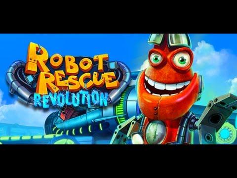 Robot Rescue Revolution Скачать Торрент - фото 6