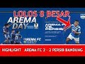 PERSIB BANDUNG SINGKIRKAN AREMA FC DARI PIALA INDONESIA