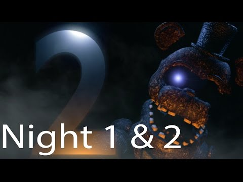 Final Nights 2 Sins of the Father II Night 1 & 2, II FNAF Fan-Game [No Commentary]