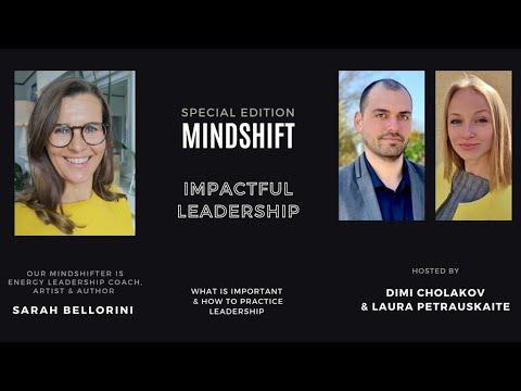 IMPACTFUL LEADERSHIP with Sarah Bellorini