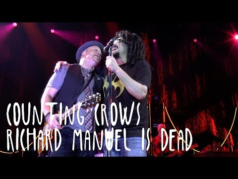 Counting Crows - Richard Manuel Is Dead Live 2017 Summer Tour Thumbnail image