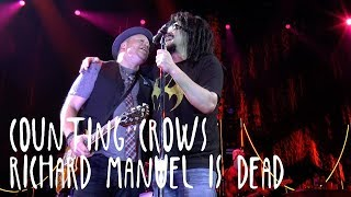 Counting Crows - Richard Manuel Is Dead