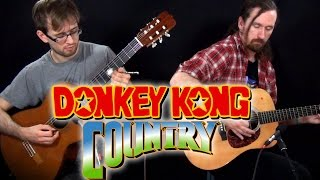 Donkey Kong Country - Life In The Mines - Super Guitar Bros