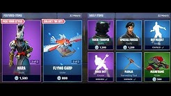 new item shop skins fortnite taro nara skins gameplay fortnite live duration 3 13 43 - fortnite taro skin