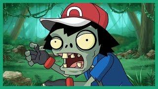 Plantas Vs Zombies En Pokemon ☀️Disfraces 2016☀️