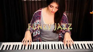 Funky Jazz | Keyboard Solo by Indian jazz musician Kevin D'costa