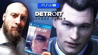 Detroit: Become Human - PODZIEMIE ROBOTÓW! [PS4 PRO]