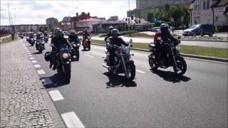 II Zlot motocyklowy Lubin 2015