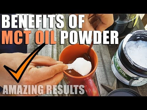 Benefits of MCT Oil for Weight Loss & Intermittent Fasting👌