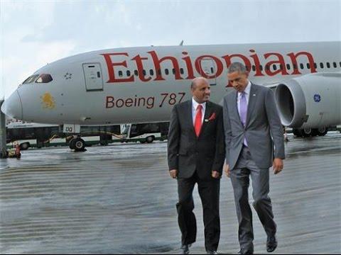 ኑሮ እና ቢዝነስ (Nuro ena Business) Tewolde Gebremariam (CEO) Ethiopian Airlines