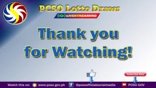 [LIVE]  PCSO Lotto Draws  -  November 13, 2018 9:00PM