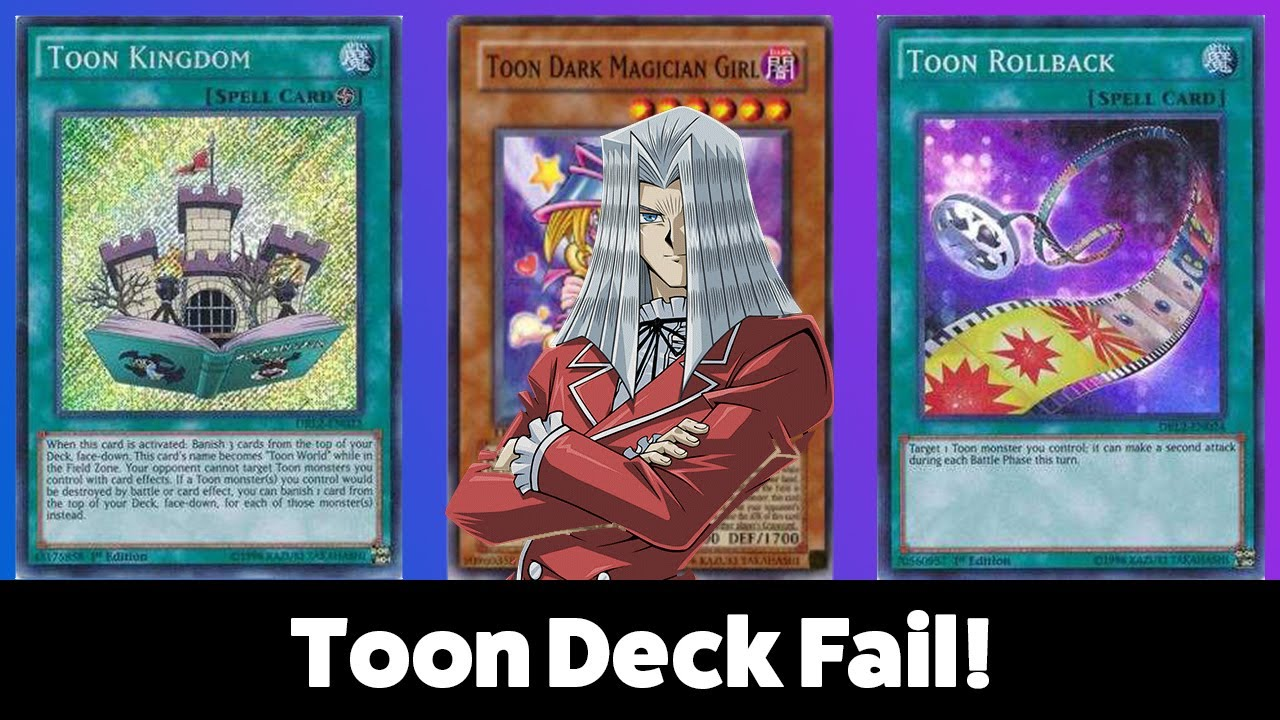 I NEED TOON KINGDOM! | YuGiOh Duel Links Online Duels