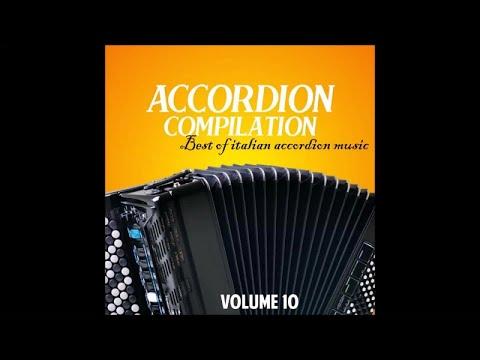 Accordion compilation vol 10 Best of italian accordion music 50 brani fisa