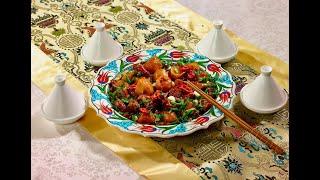Картошка с курицей по уйгурски ДАПАНДЖИ Вкусный рецепт от Сталика Ханкишиева