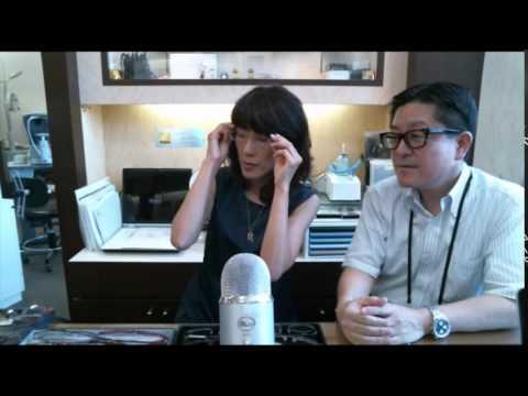 元オールナイターズ・片岡聖子さんの似合うメガネは?