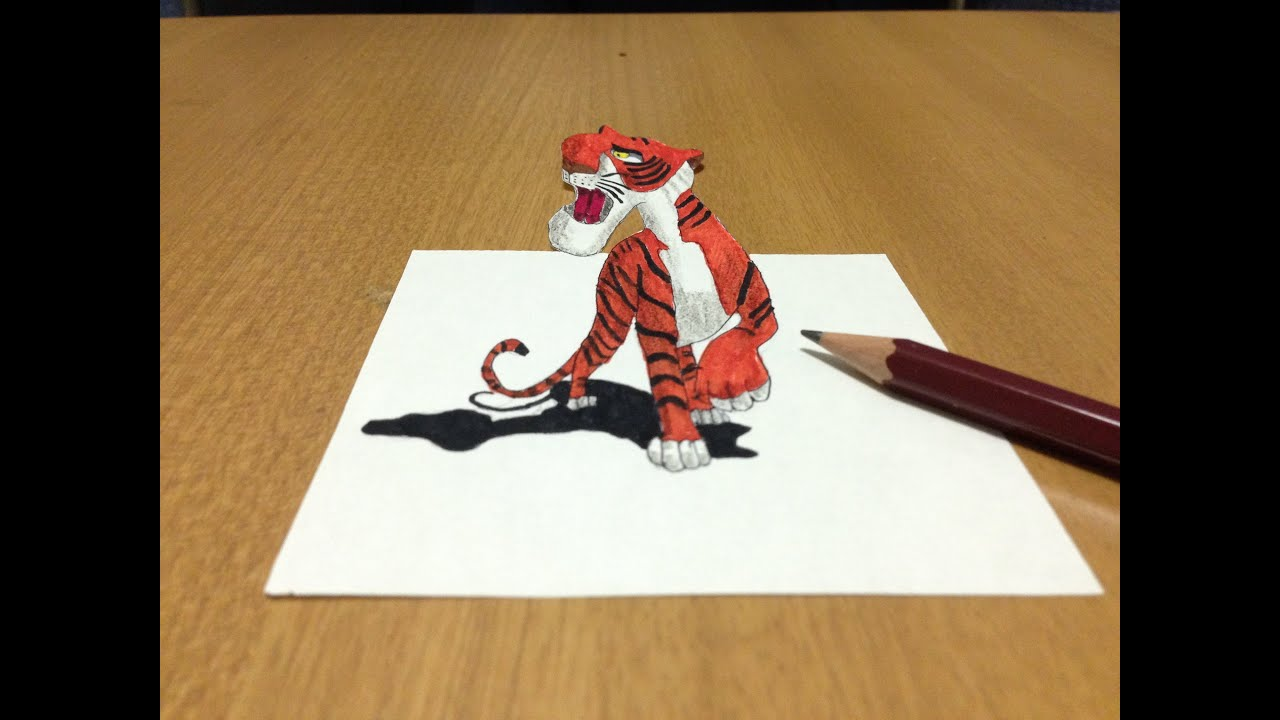how to make paper cartoon characters