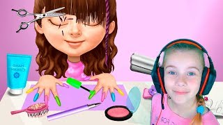 Лучшая игра для девочек Летние забавы Малышки Игры для детей и малышей