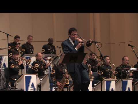 US Army Blues 2009 Eastern Trombone Workshop Michael Davis Butterball