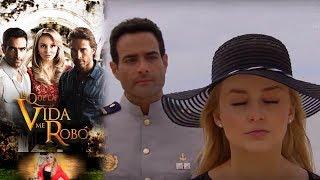 Montserrat se reencuentra con José Luis | Lo que la vida me robó - Televisa